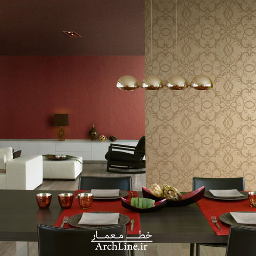 Modern-eco-friendly-earth-tone-wallpaper