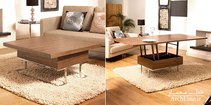 Walnut-Convertible-coffee-table