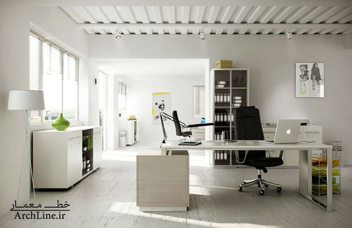 white-home-office-fenghshui-tips
