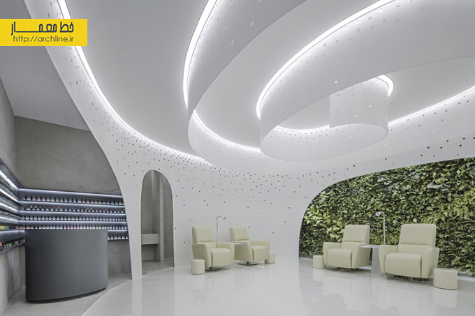 Lily-Nails-Salon-by-Arch-Studio-Beijing-China