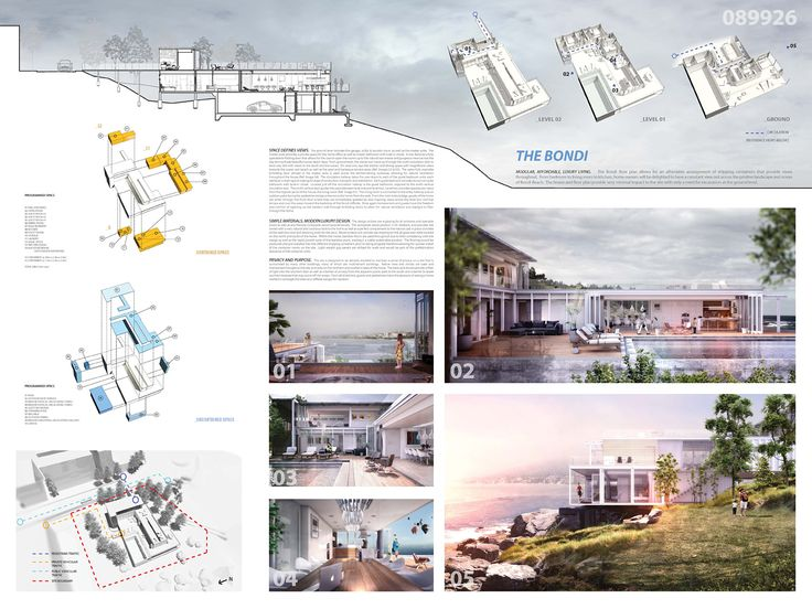 36 for Small house design competition
