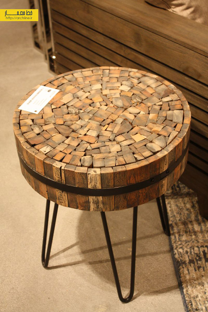 Hairpin-legs-round-coffee-table-made-from-recicled-wood