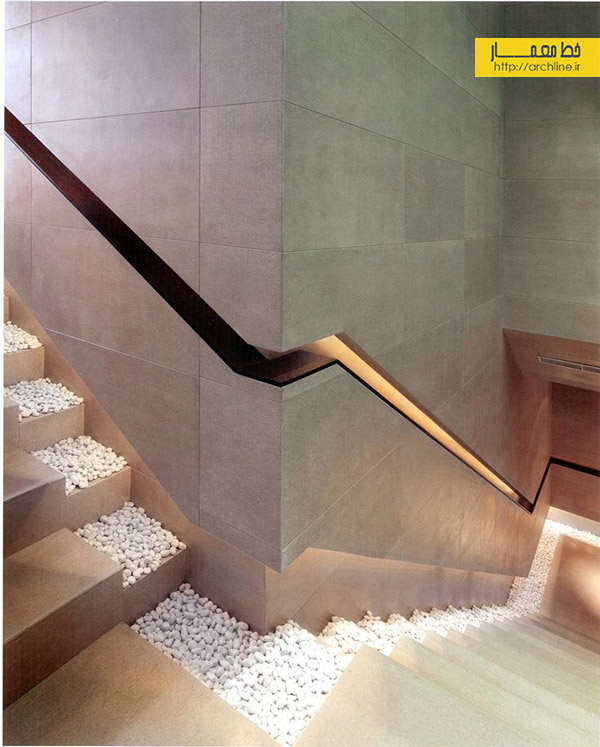Staircase-with-Recessed-Lighting