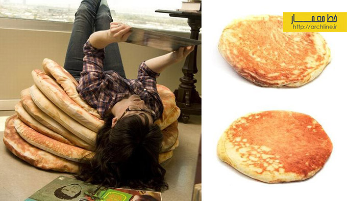 giant-pancake-floor-pillows