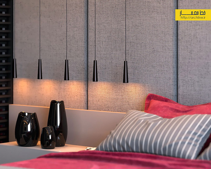 black-accents-for-grey-and-pink-bedroom