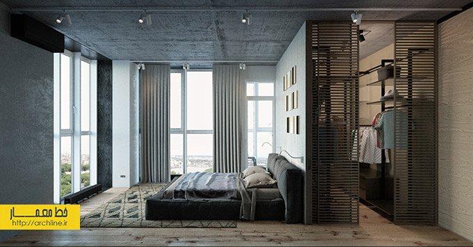 comfortable-industrial-bedroom-theme