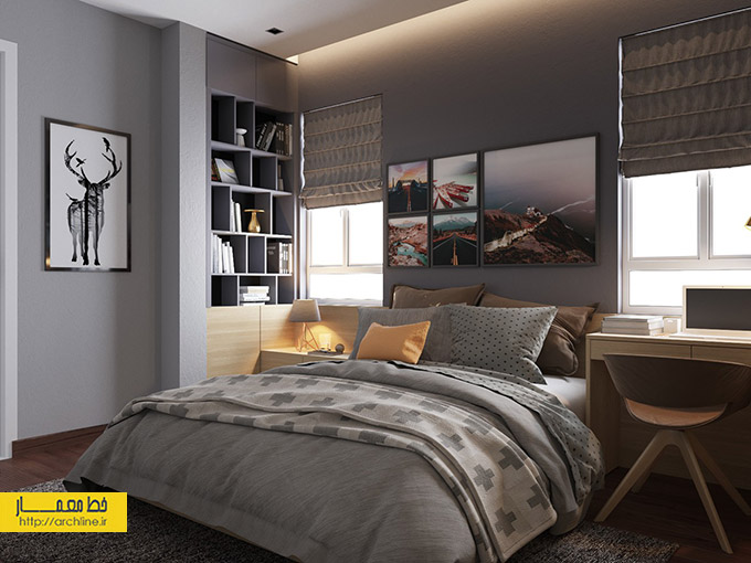compact-bedroom-layout