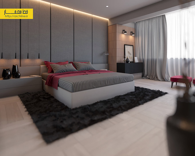 grey-and-hot-pink-bedroom