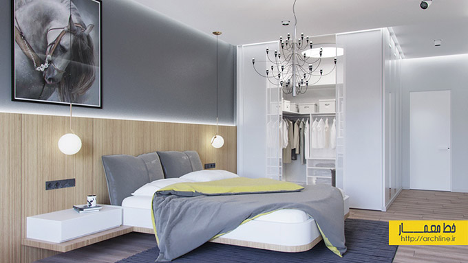 luxurious-minimalist-grey-bedroom