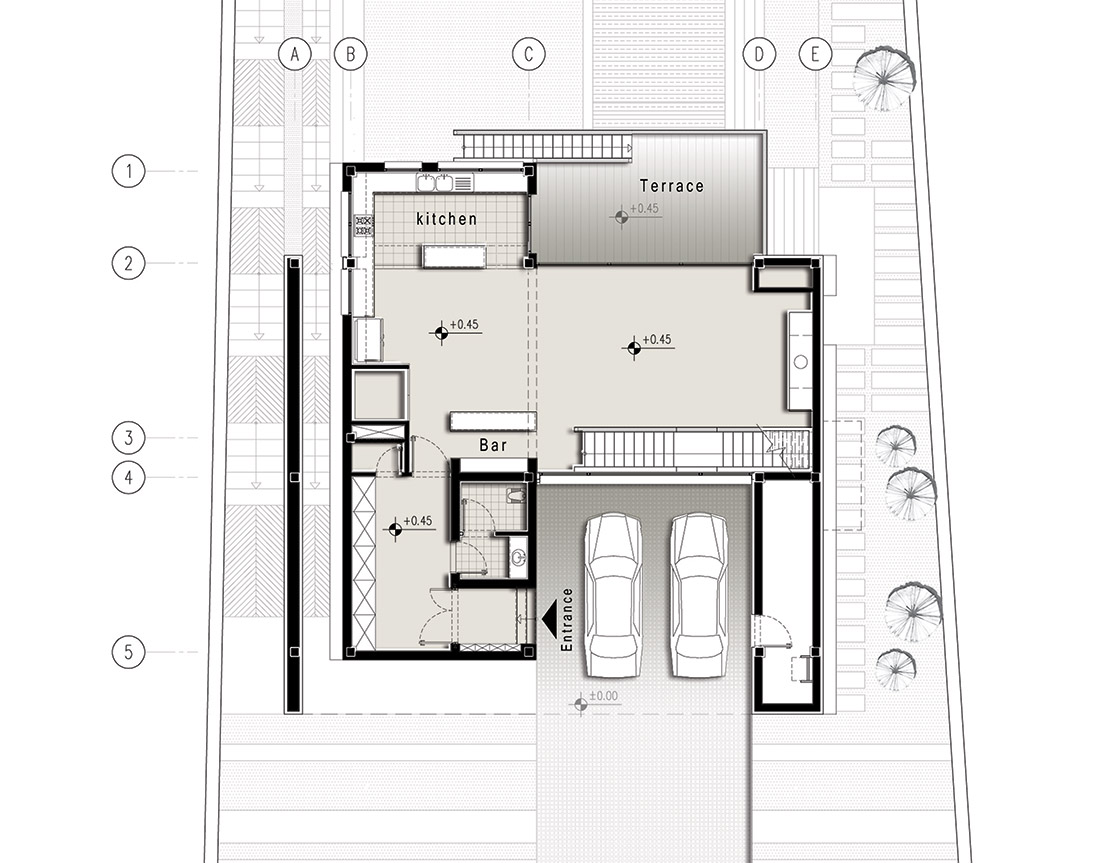 villa142-ground-floor-plan