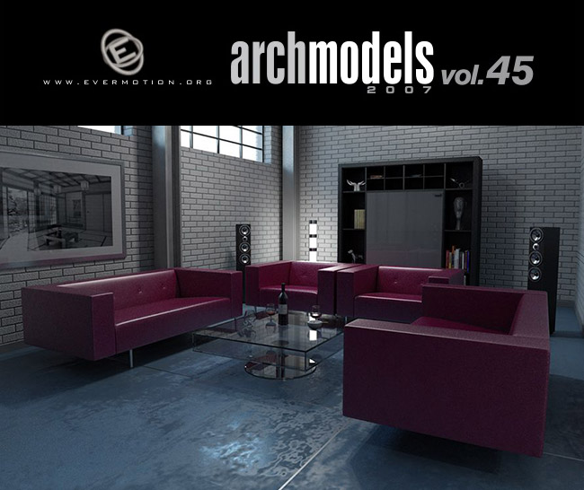 evermotion-archmodels-vol-45