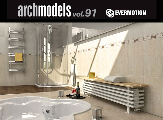 Evermotion Archmodels Vol 91