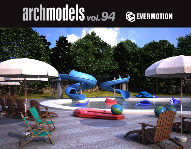 Evermotion Archmodels Vol 94