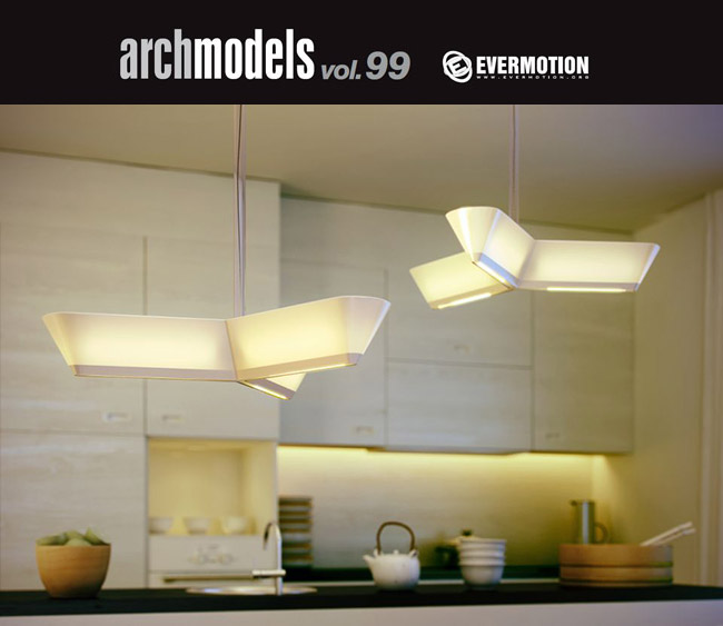 Evermotion Archmodels Vol 99