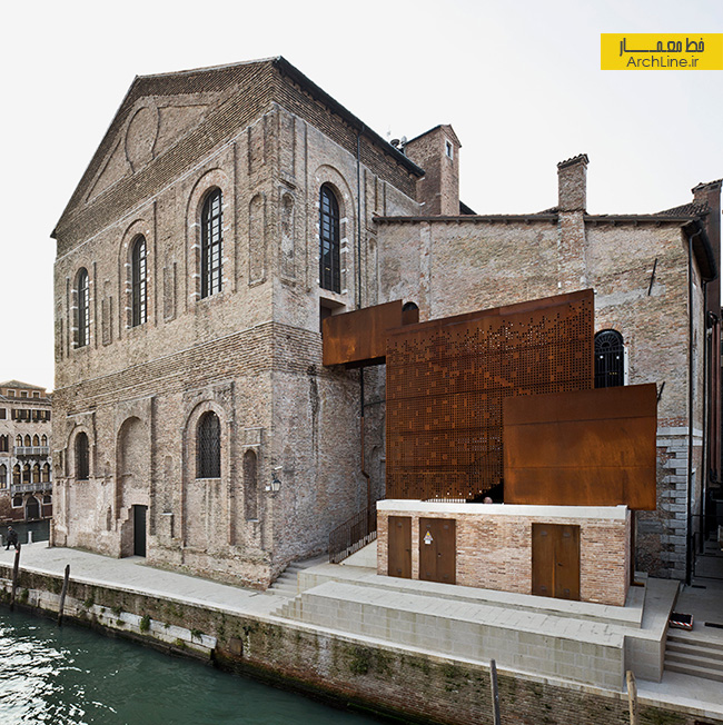 misericordia renovation in venice by alberto torsello and gruppo umana