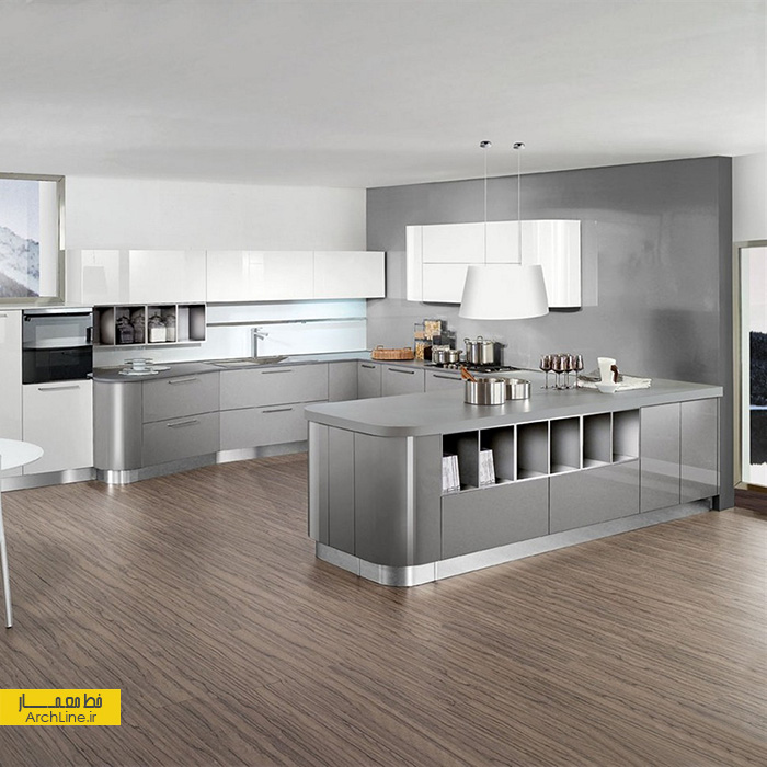 17 Ideas For Grey Kitchens That Are: Grey-kitchen-ideas-that-are-sophisticated-and-stylish
