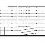 مقطع طراحی داخلی ساختمان اداری