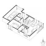 پلان طراحی داخلی خانه