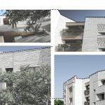 دیاگرام معماری ساختمان ملک