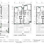 پلان معماری ساختمان ملک