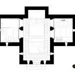 پلان طراحی داخلی هتل