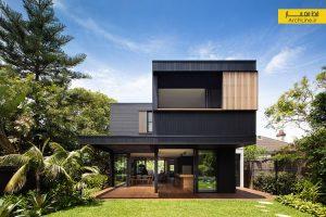 طراحی ویلا در سیدنی
