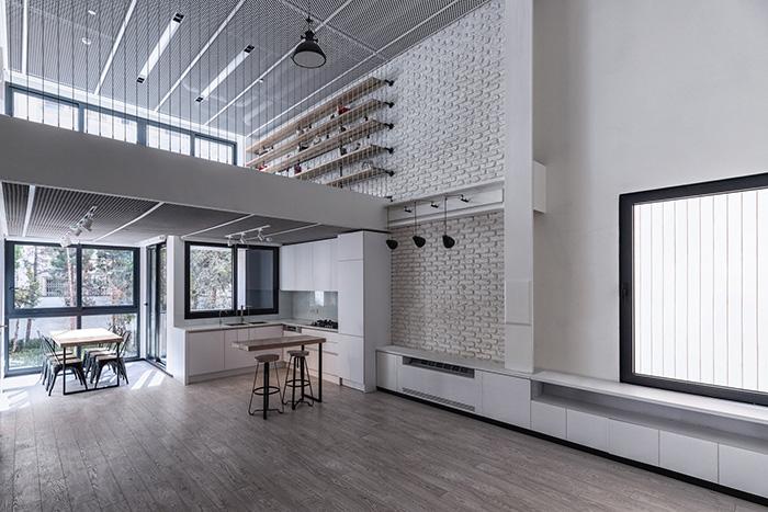 نمونه طراحی داخلی منزل ایرانی