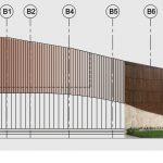 معماری و طراحی داخلی ساختمان ورزشی