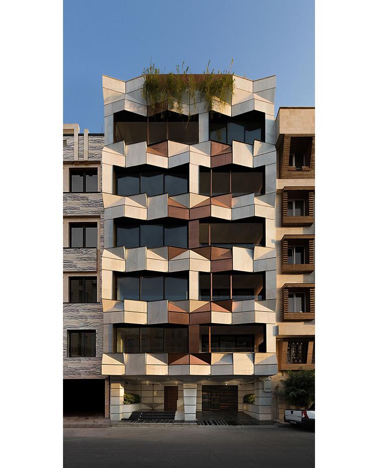 طراحی و اجرای آپارتمان شماره صفر
