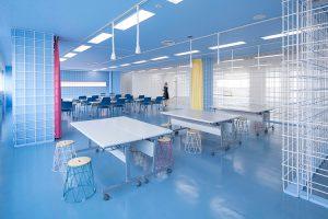 طراحی و بازسازی دفتر کار قدیمی