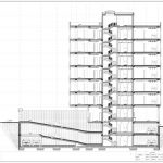 معماری ساختمان اداری-تجاری پدیده