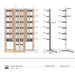 طراحی ساختمان اداری هور