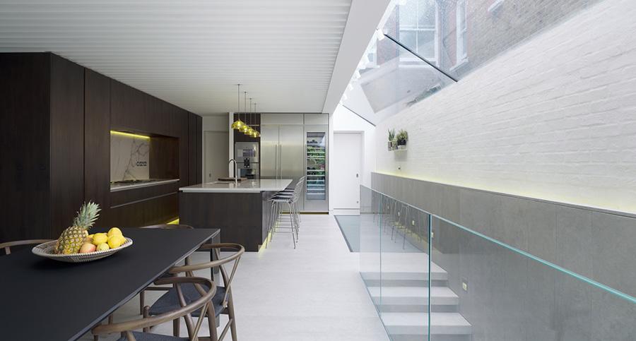 انتخاب نورگیر در ساختمان