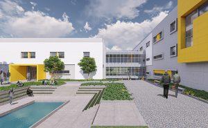 طراحی ساختمان دانشکده داروسازی البرز
