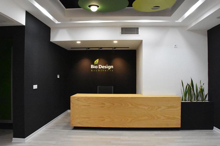 طراحی دکوراسیون اداری