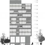 معماری ساختمان اداری ویرا