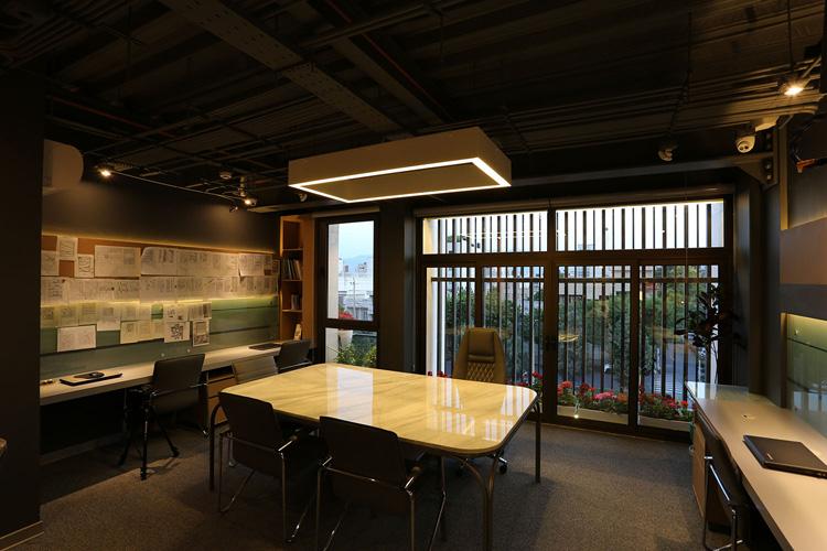 پروژه های طراحی داخلی اداری