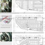 معماری مجتمع تجاری اکسین