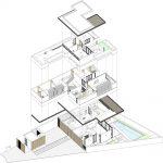 طراحی ویلای مدرن و دوبلکس