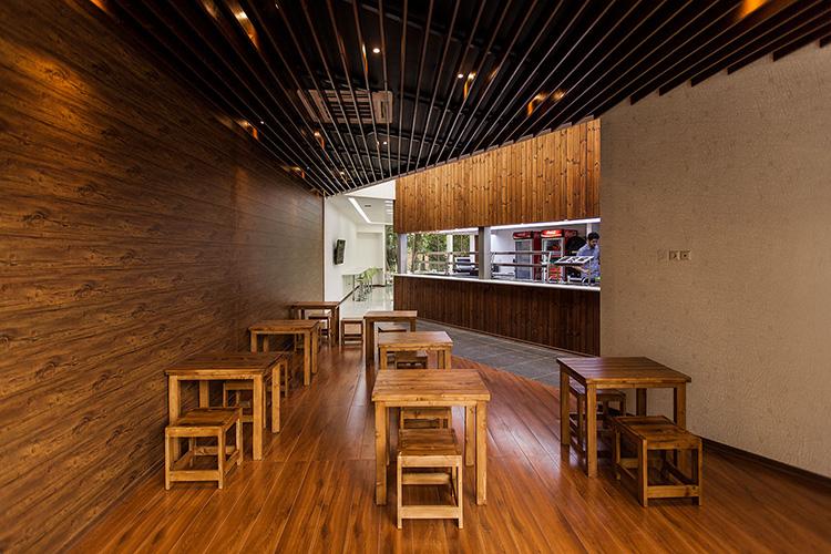 طراحی رستوران زنجیره ای