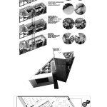 پلان رستوران زنجیره ای پرشیکا