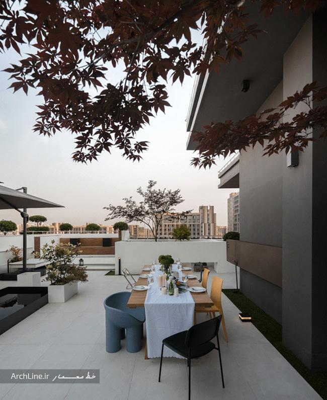 دیزاین دفتر معماری