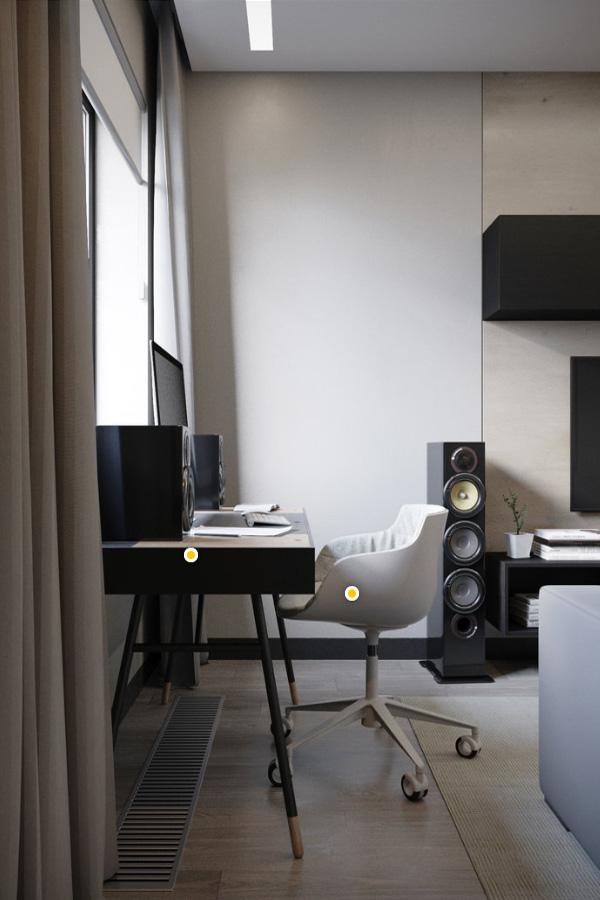 دیزاین خانه اسپرت و مدرن