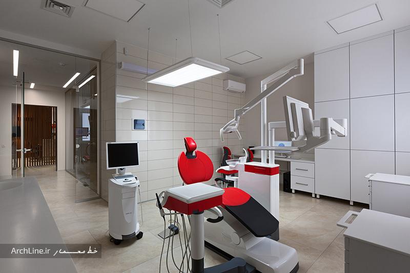 تزئینات مطب دندانپزشکی