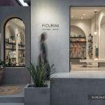 طراحی دکوراسیون فروشگاه زنانه
