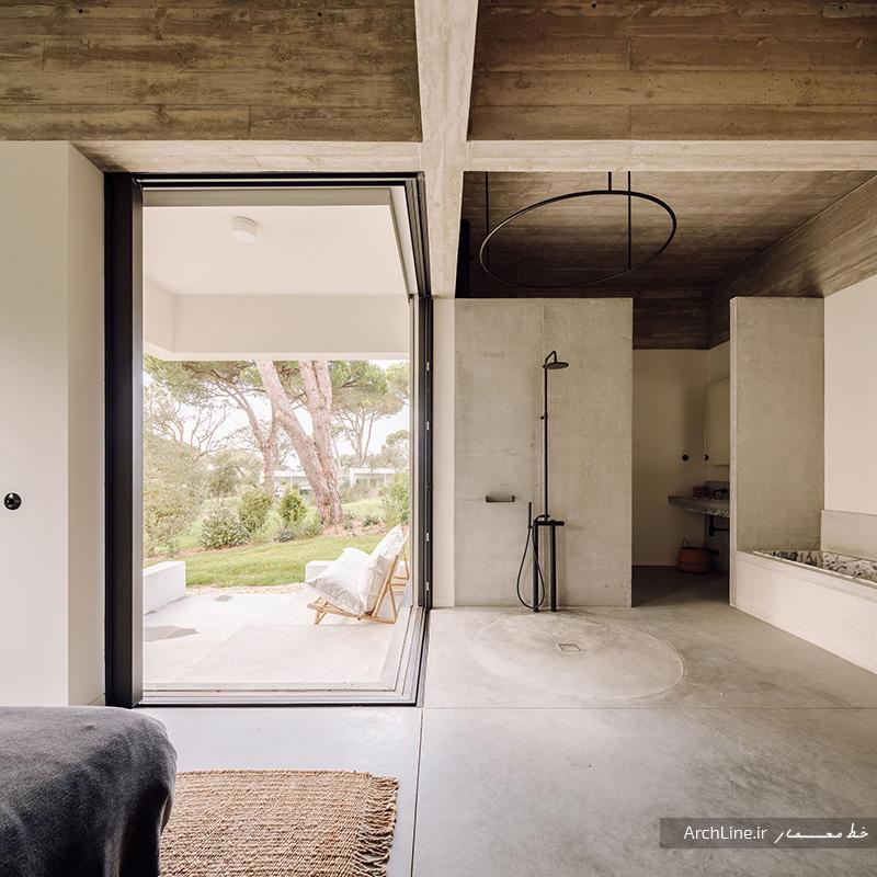 مدل خانه ویلایی ساده
