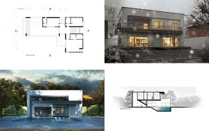 طراحی و ساخت ویلا دماوند