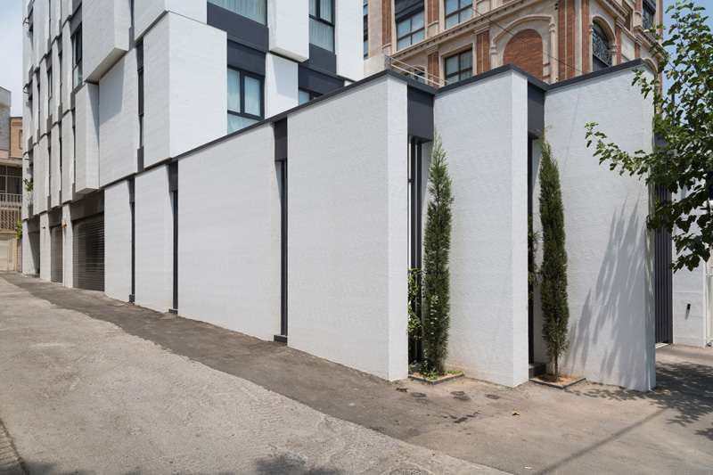 طراحی آپارتمان پاییز