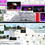 دانلود پلان باغ ایرانی