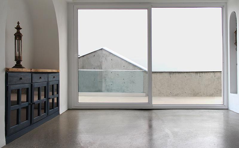 طراحی معماری ویلا راد